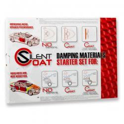 Silent Coat Starter Kit