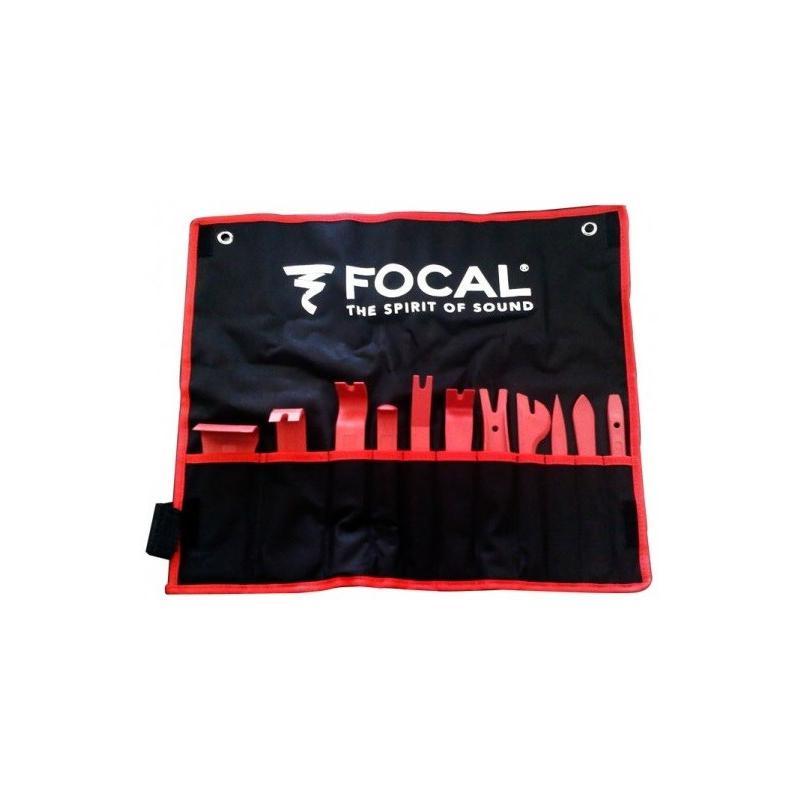 Focal Tool Set (11 Delig)
