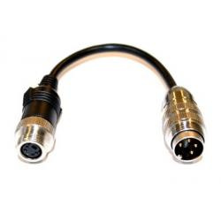 Carvision Verloopconnector Orlaco Male (001)