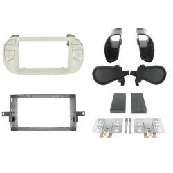 ACV 2DIN inbouwpakket Fiat 500 (005)