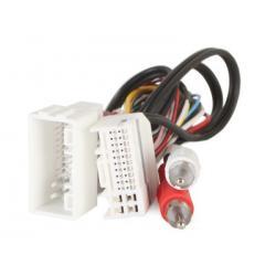 Panasonic Radio adapter 16 pins 003
