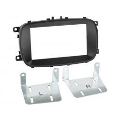 ACV 2DIN inbouwpakket Fiat 500X