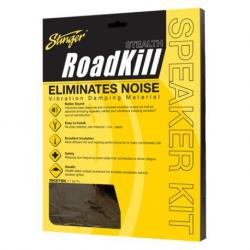Stinger Roadkill Stealth Black Speaker Kit
