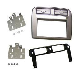 ACV 2DIN inbouwpakket Fiat Grande Punto (Zilver)