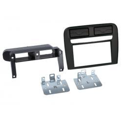 ACV 2DIN inbouwpakket Fiat Grande Punto (Nero Black)