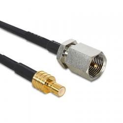Calearo Antenne Adapter (SMB Male - SMA Male)