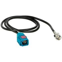 Calearo Antenne Adapter (Fakra Female - SMA Male)